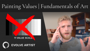 YouTube Video First Fundamental of Art: Values