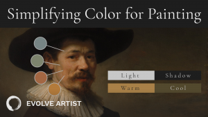 How to Simplify Color for Painting: The Fourth Fundamental of Art